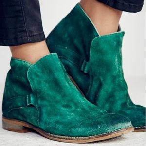 Free People Summit Ankle Boot size 39
